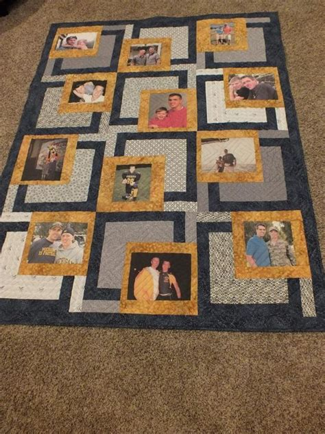 t shirt memory quilt pattern photo quilts quilt and a photo on pinterest