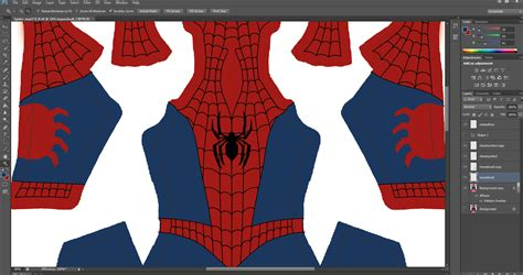 spiderman pattern suit 54 spider man costume pattern spiderman pattern ebay