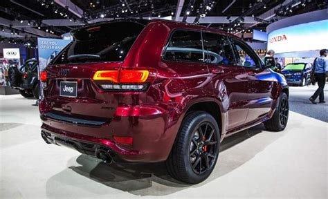 2016 jeep grand blacked out 2019 jeep grand srt review price 2018 2019