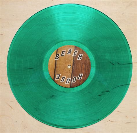 beach house vinyl beach house thank your lucky stars quot loser quot green vinyl 12 inch