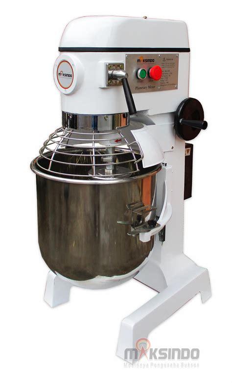 Mixer Maksindo mesin mixer planetary 30 liter mks 30b toko mesin