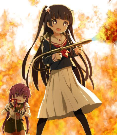School Live Gakkou Gurashi 2 spoilers gakkou gurashi episode 7 discussion anime