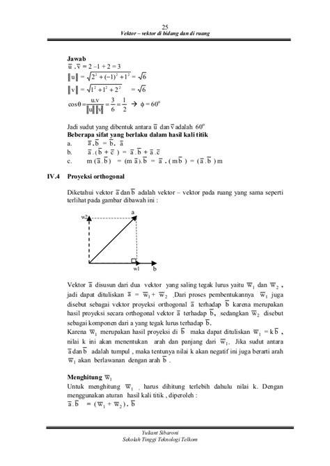 Buku Ajar Pengantar Aljabar Linear buku ajar aljabar linear