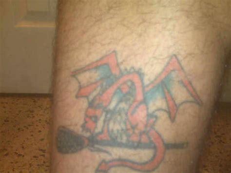 lacrosse tattoos st pete dragons lacrosse