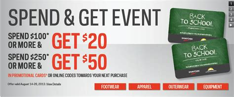 Sport Chek Gift Card Sale - montreal deals blog 1062 2054 all of montreal s best deals in one place
