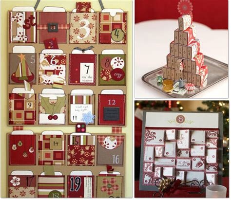 How To Make A Paper Advent Calendar - and facts with 2011 advent calendar ideas