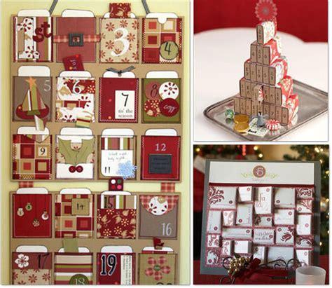 How To Make A Paper Advent Calendar - 34 best advent calendar tutorials diy tip junkie
