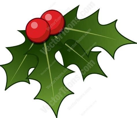 clipart holly christmas holly vector clip art cartoon