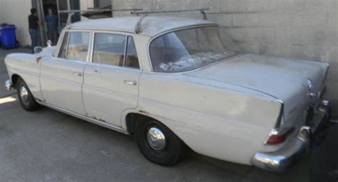 Buy Used Classic Mercedes 190d 1964 In Richmond