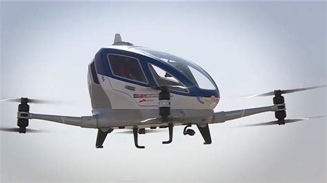 flying drone flying drone taxis could take in dubai marketwatch