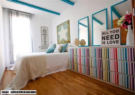 decoracion dormitorio sencillo turquesa facilisimo