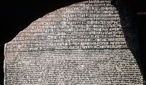 rosetta stone how it works how the rosetta stone works stuff you should know