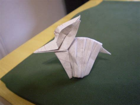 Origami Armadillo - origami armadillo 183 how to fold an origami animal