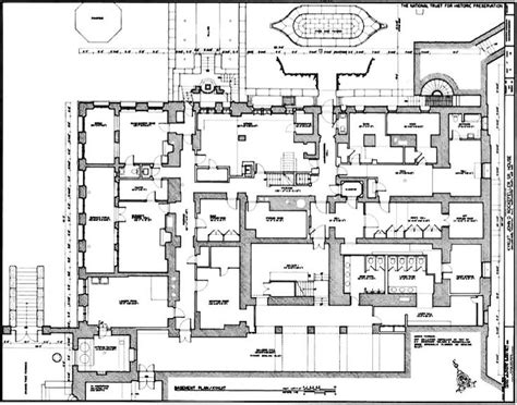 wine cellar floor plans kykuit cellar floor plan known also as the john d wine