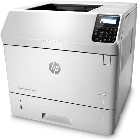 Printer Laser Monokrom hp laserjet enterprise m604dn monochrome laser printer