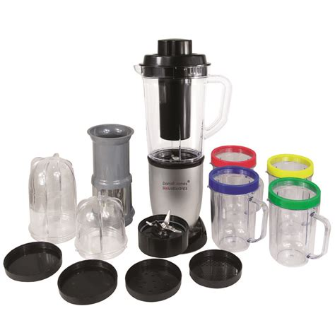Juicer Dan Blender Quantum 21 power blend blender set juicer smoothie maker chopper mixer grinder ebay