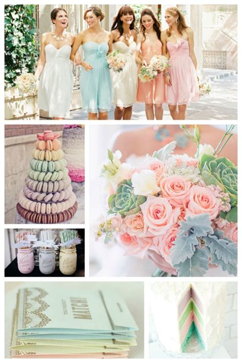 Pastel Wedding Ideas!   B. Lovely Events