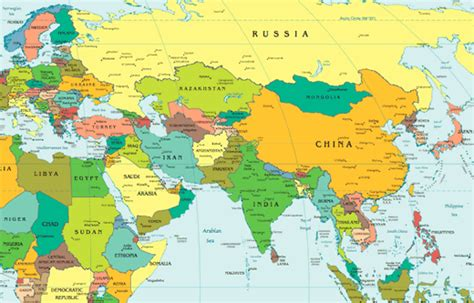 asia map geography east asia s geography through the 5 themes 6 essential