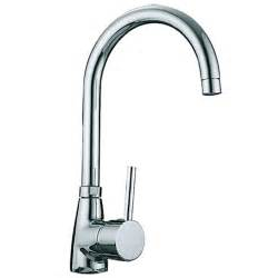 Kitchen Sink Taps Mixer Kadaya Chrome Single Lever Swivel Spout Kitchen Sink Mixer Tap T3100 Ebay