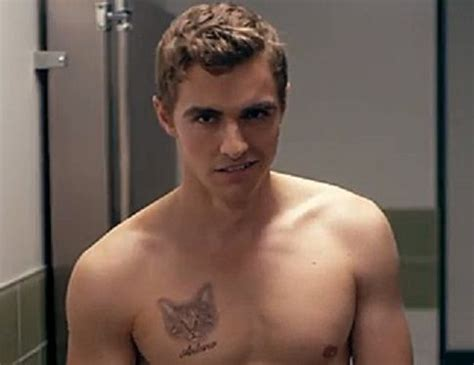 dave franco tattoo ugh him melting things everyone should see
