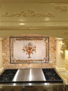 italian design still kitchen tile backsplash mural
