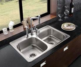 top kitchen sinks kitchen sink top mount or mount