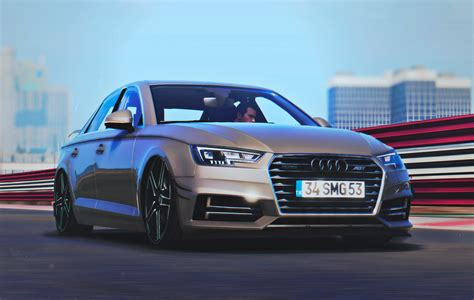 A4 Audi Quattro by 2017 Audi A4 Quattro Abt Add On Replace Tuning