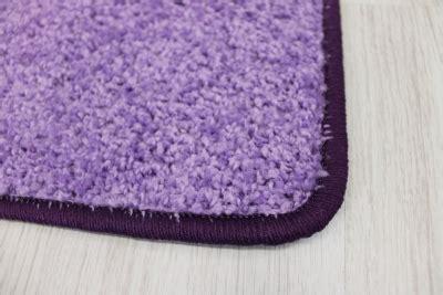 lila teppich rund teppichkiste modern carpets