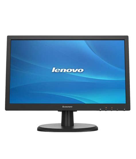 Monitor Lenovo lenovo 46 99 cm 18 5 li1931e led backlit lcd monitor buy lenovo 46 99 cm 18 5 li1931e