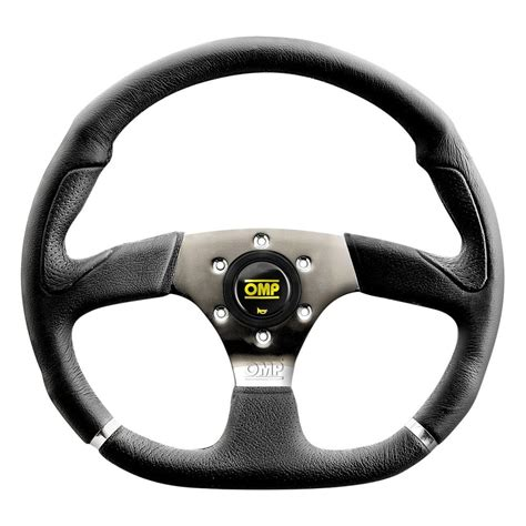 steering wheel omp 174 cromo series steering wheel