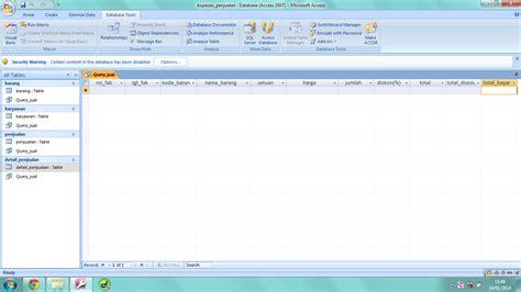 Query Design Adalah | rusdiyanti in the scorer membuat database sederhana