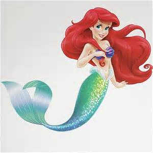 Princess Sofia Wall Stickers disney ariel
