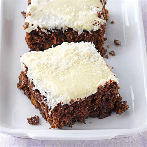 kokosraspel kuchen k 252 rbis kokos brownies rezept k 252 cheng 246 tter