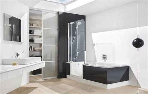 walk in shower bathtub combo walk in tub shower combination bath accessibility