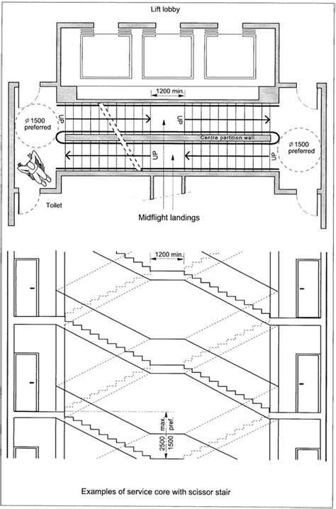 design view meaning emergency staircase dimensions t 236 m với google exit