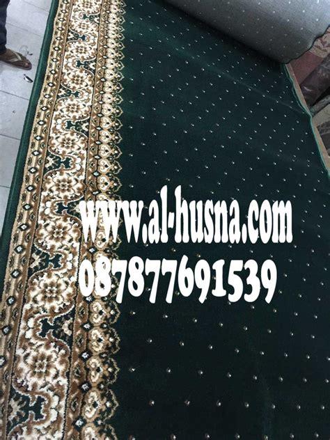 Karpet Ijo karpet masjid al husna pusat kebutuhan masjid