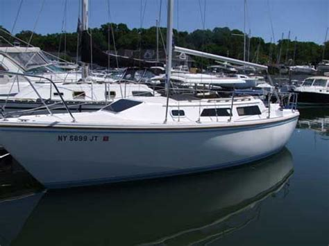 used boat for sale northport ny catalina 25 1988 northport new york long island