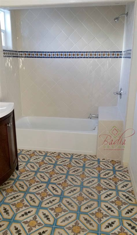 moroccan bathroom tiles image gallery moroccan tile bathroom