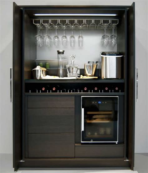 muebles  bar en casa curso de organizacion del hogar