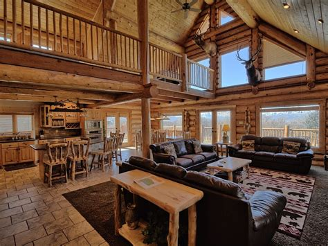 5000 log cabin 5000 sq ft log cabin 7 br sleeps up to 40 vrbo