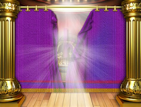 look on top of the curtain matthew 27 51 54 the curtain is torn holy week good