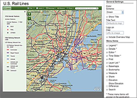 arcgis javascript layout creating custom web mapping applications without programming