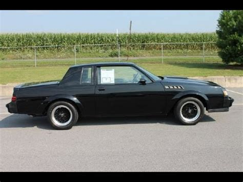 1987 buick gnx for sale all collector cars walk around