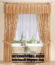 Top catalog of classic curtains designs models colors in 2016