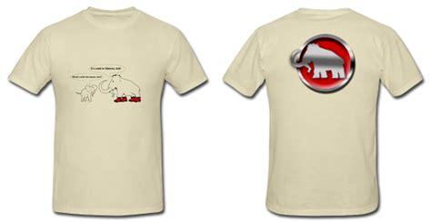 Tshirt Gtsx Ones Stuff by Get A Free Mammut T Shirt Design