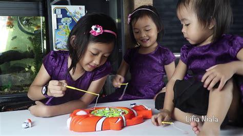 Mainan Pancingan Mainan Anak lifia niala mainan pancingan ikan mainan anak sambil