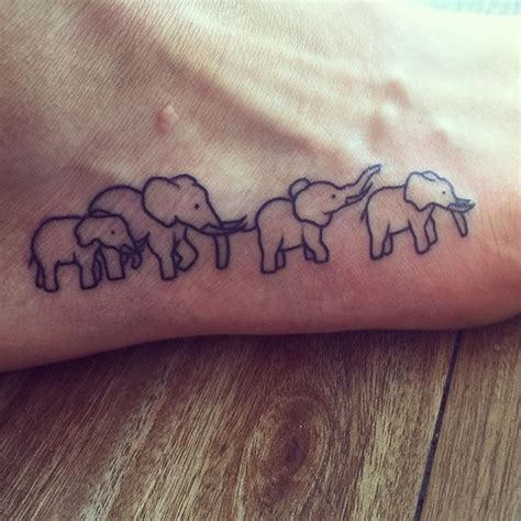 elephant tattoo meaning family 37 mind boggling elephant tattoo designs ink pinterest