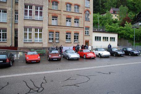 Auto Berf Hren Ohne Kennzeichen by Berichte Porsche Club F 252 R Den Klassischen 911 S 252 Dwest E V