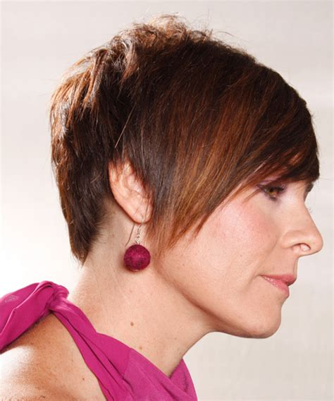 razor cut salon in maryland very short razor cut hairstyles for women