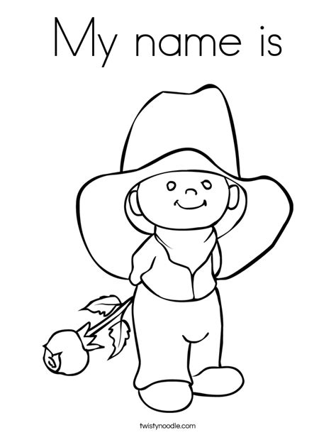 coloring page with your name coloring pages of your name coloring home